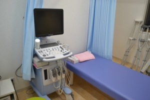 超音波検査(エコー検査)装置