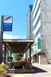 赤坂駅3番出口