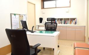 かたやまクリニック 診察室