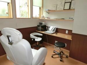 患者様とのコミュニケーションが取れる診察室